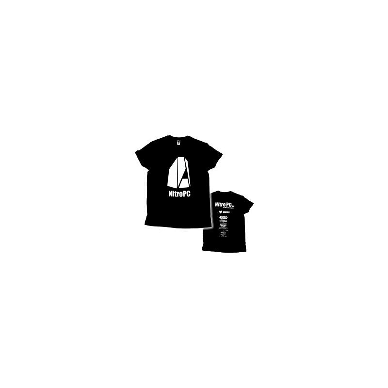 Camiseta Nitropc (Talla M)
