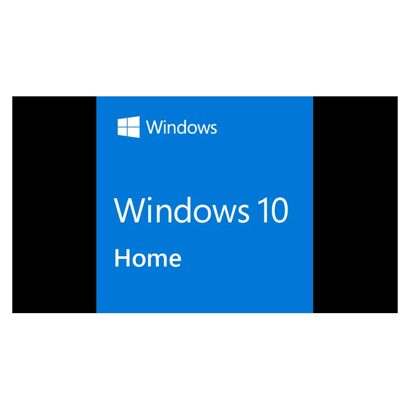 Licencia Windows 10 Home 64 Bits