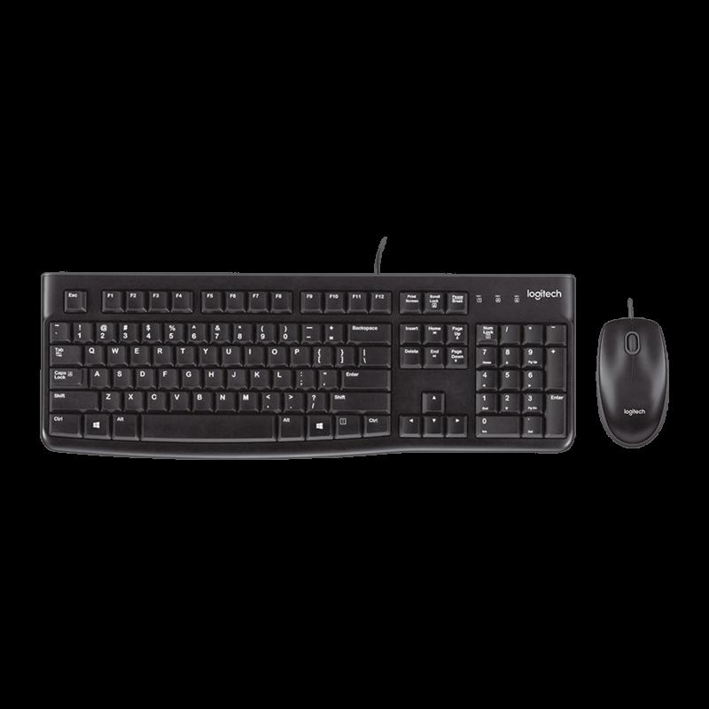 Logitech Desktop MK120