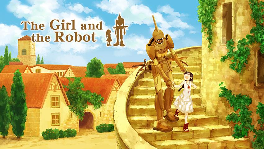 The Girl and the Robot llegará a PC el 18 de agosto