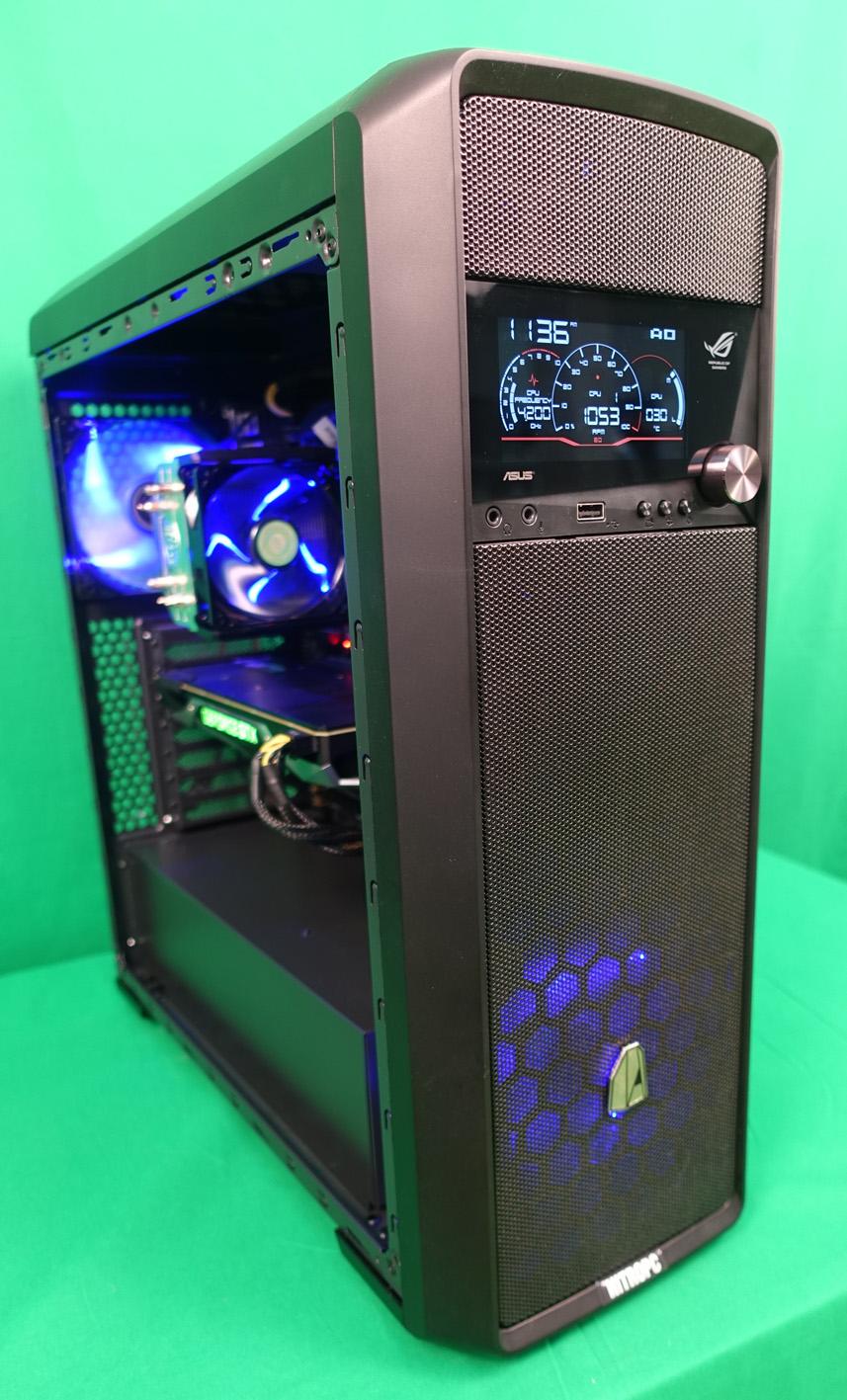 PC Gamer F1