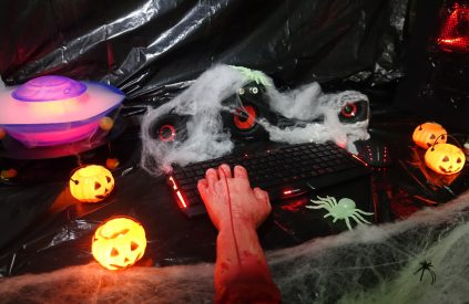 Sorteo Especial Halloween