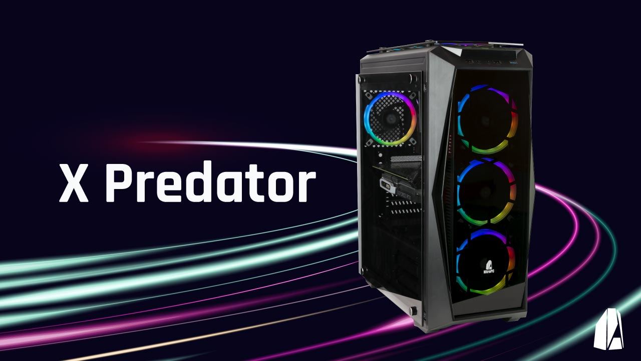 PC Gamer X Predator