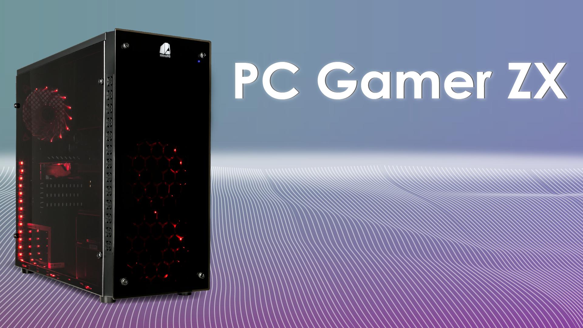 PC Gamer ZX