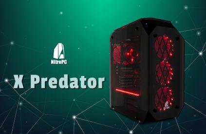 PC Gamer X PREDATOR