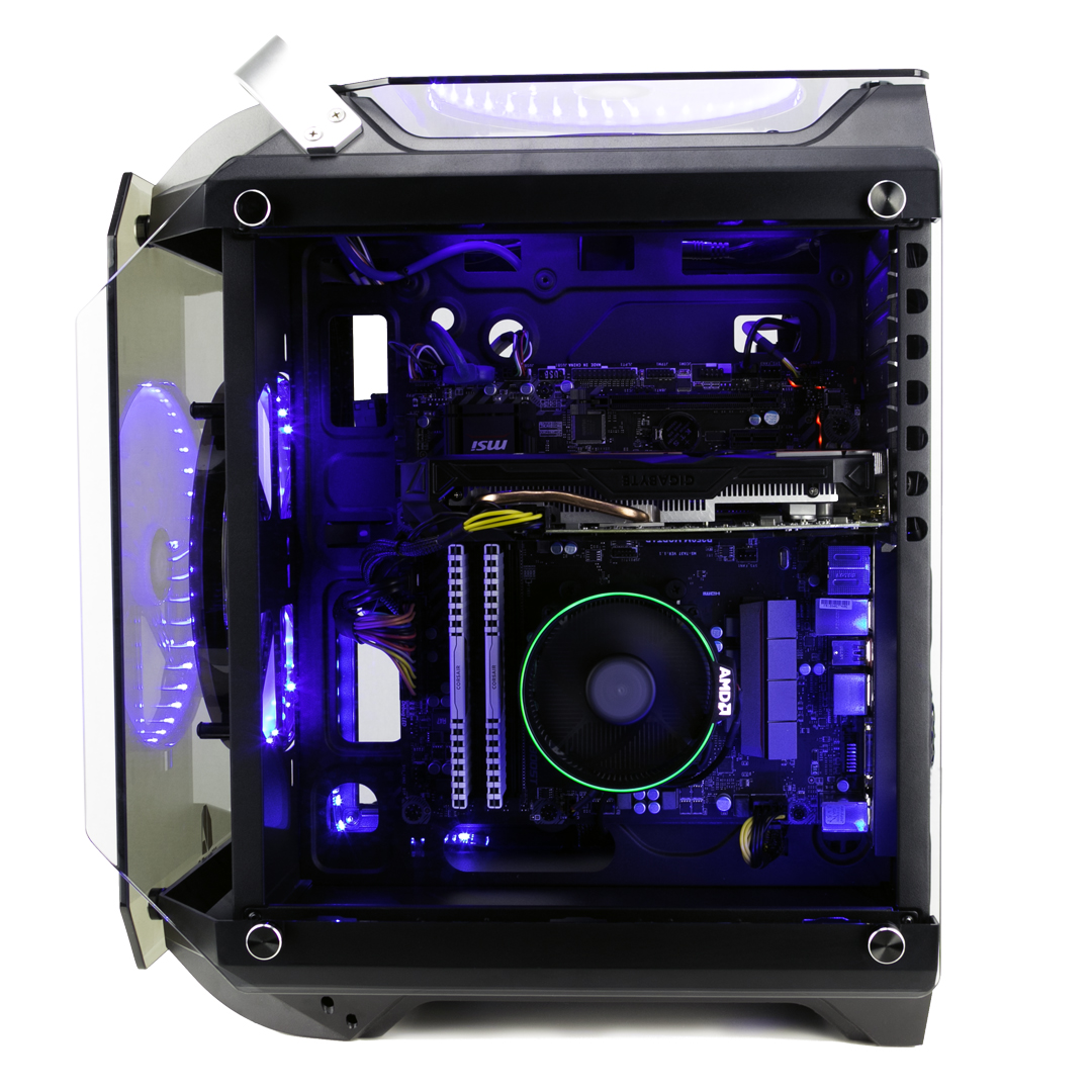 PC Gamer GX y GX Ryzen