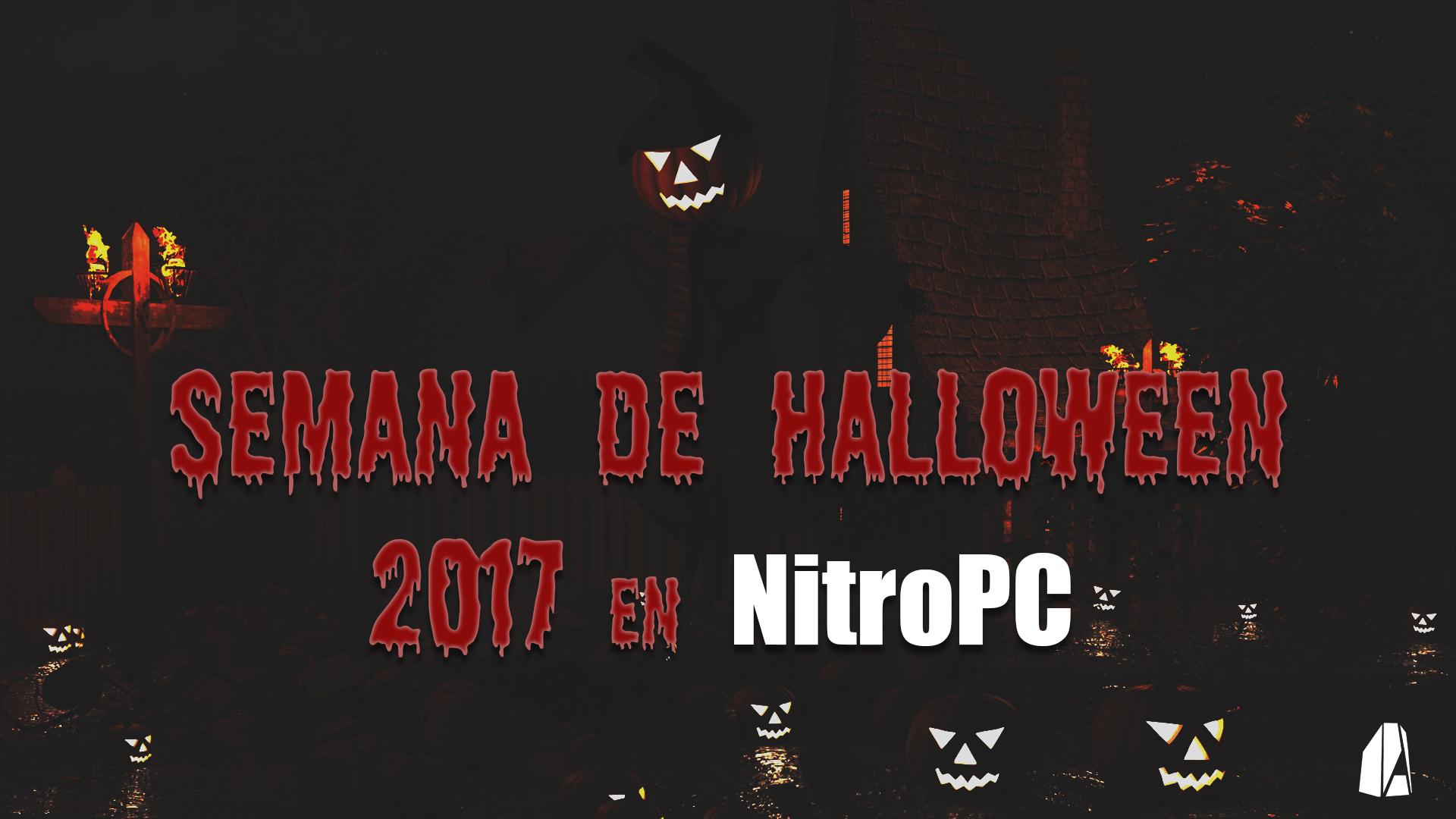 Sorteo de Halloween 2017