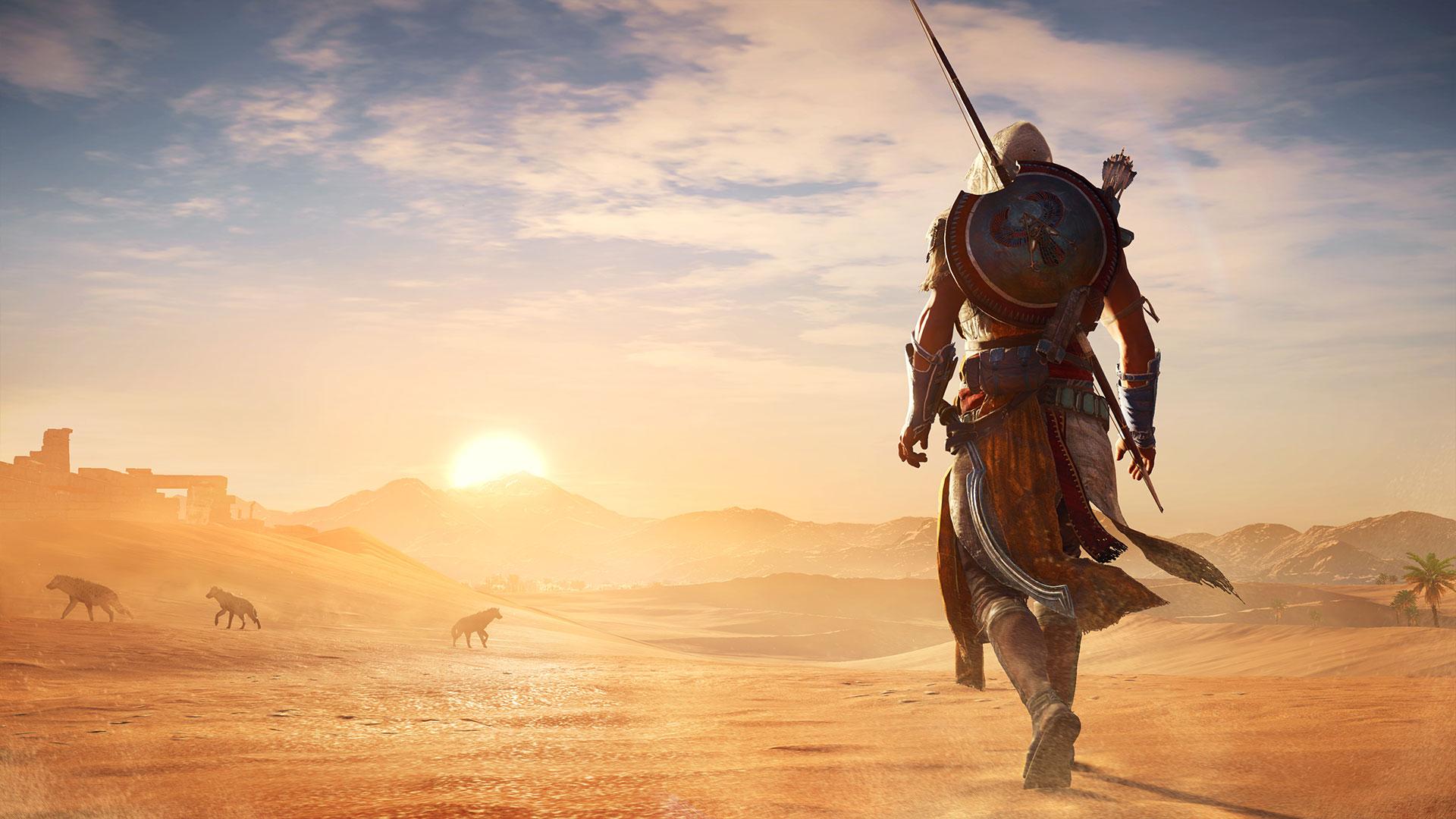 cómo ser rico, fuerte y poderoso en Assassin's Creed: Origins.