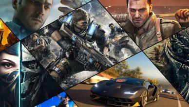 los juegos más vendidos de 2017