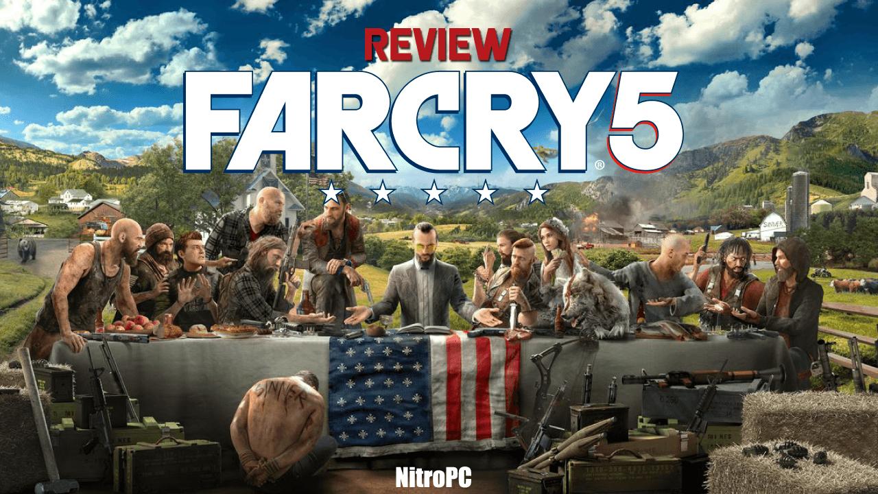 Una gran historia en un juego poco pulido: Far Cry 5.