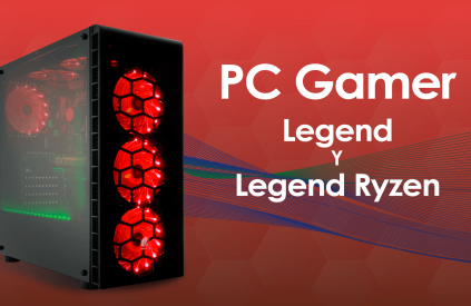 PC Gamer Legend y Legend Ryzen