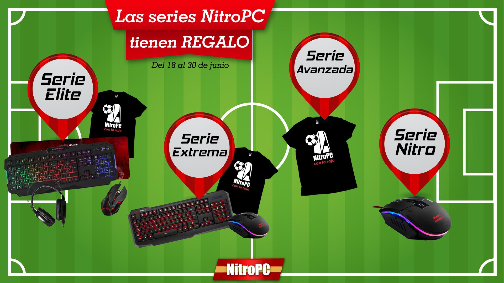 Regalos de NitroPC