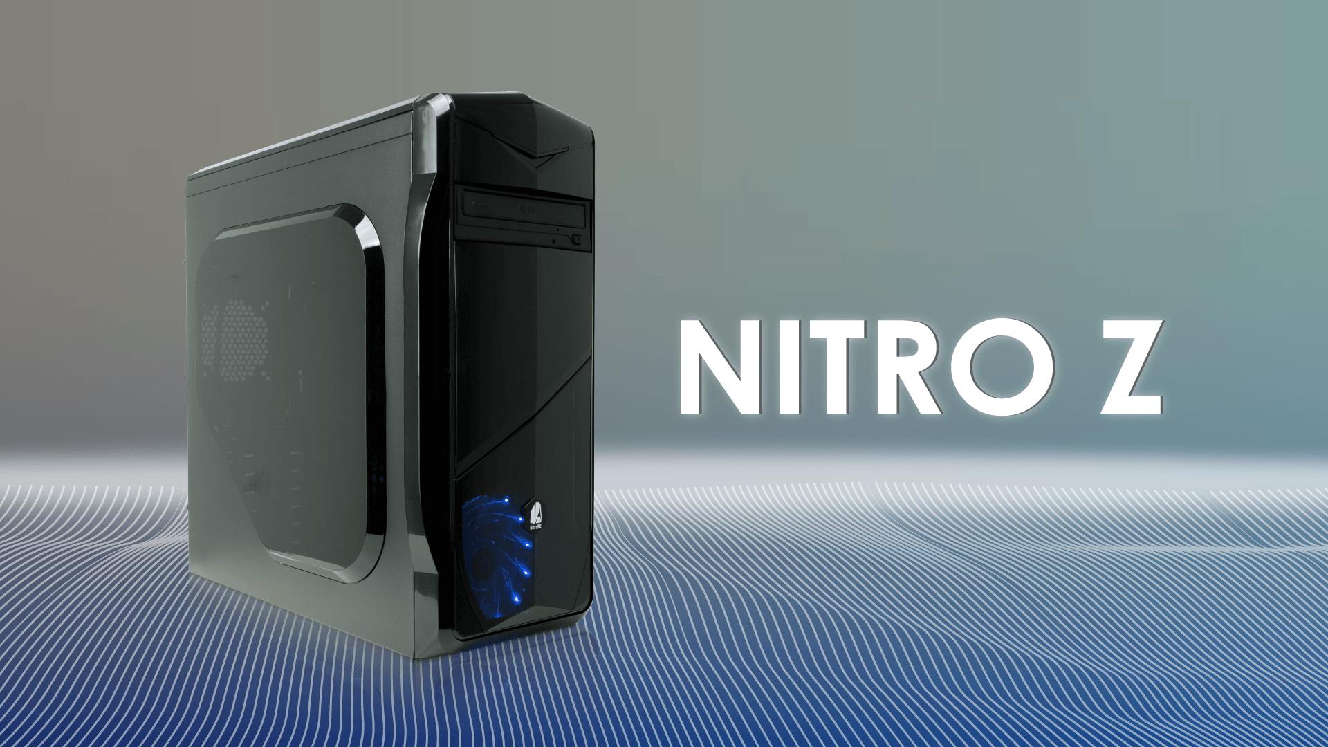 PC Gamer Nitro Z