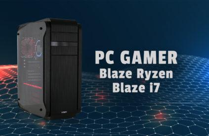 PC Blaze y Blaze Ryzen