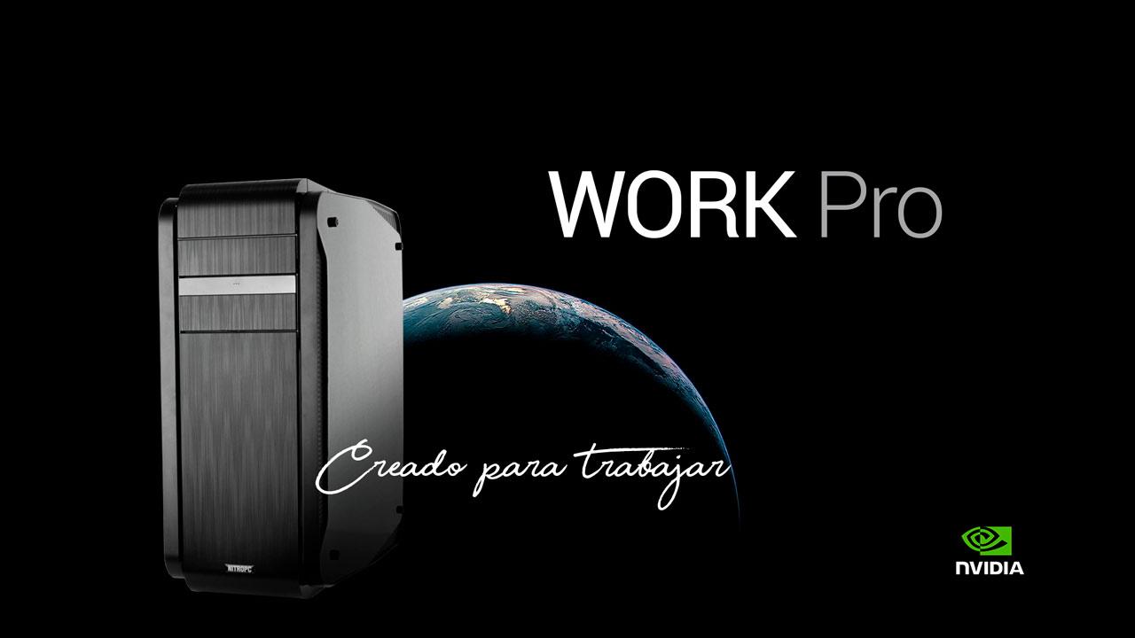 Serie NitroPC Workstation Pro