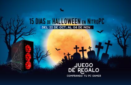 Halloween 2018 NitroPC