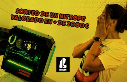 Sorteo mundial NitroPC
