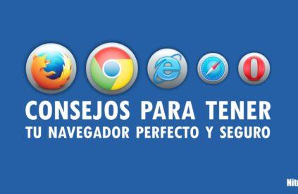 navegador perfecto y seguro