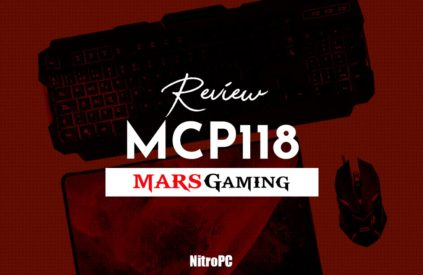 MCP118 de Mars Gaming