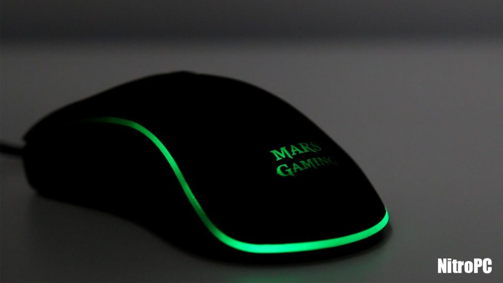 MM318 de Mars Gaming