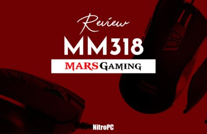MM318 de Mars Gaming