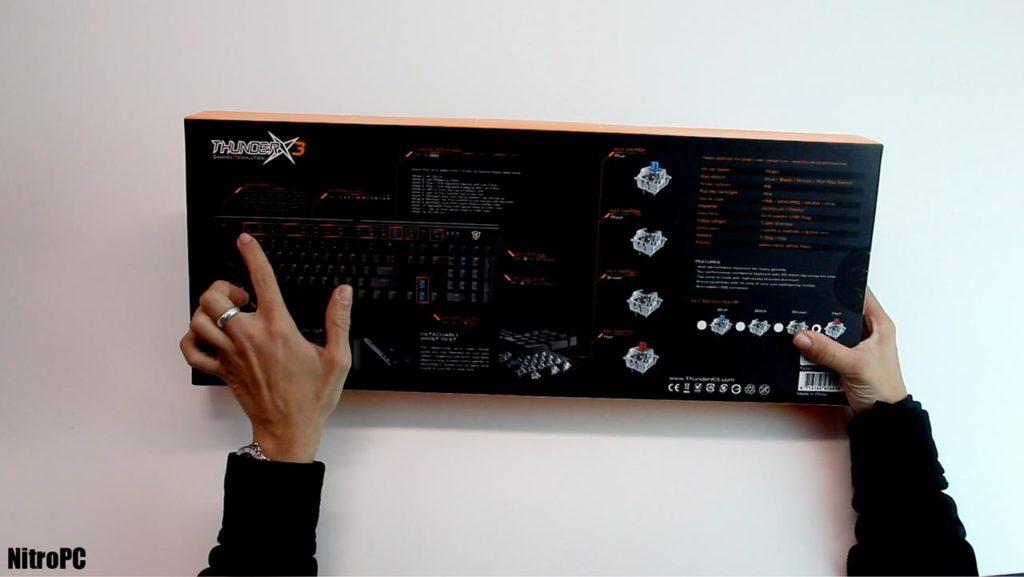 ThunderX3 TK50