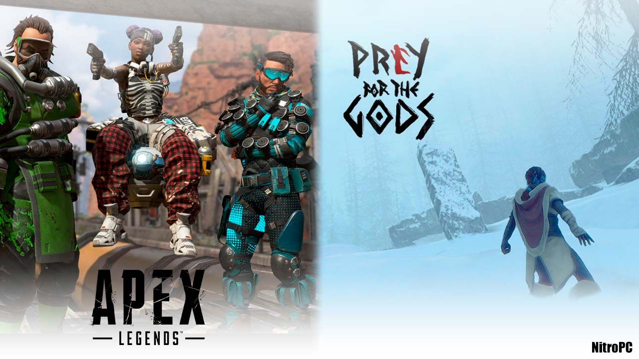Apex y Prey for the Gods