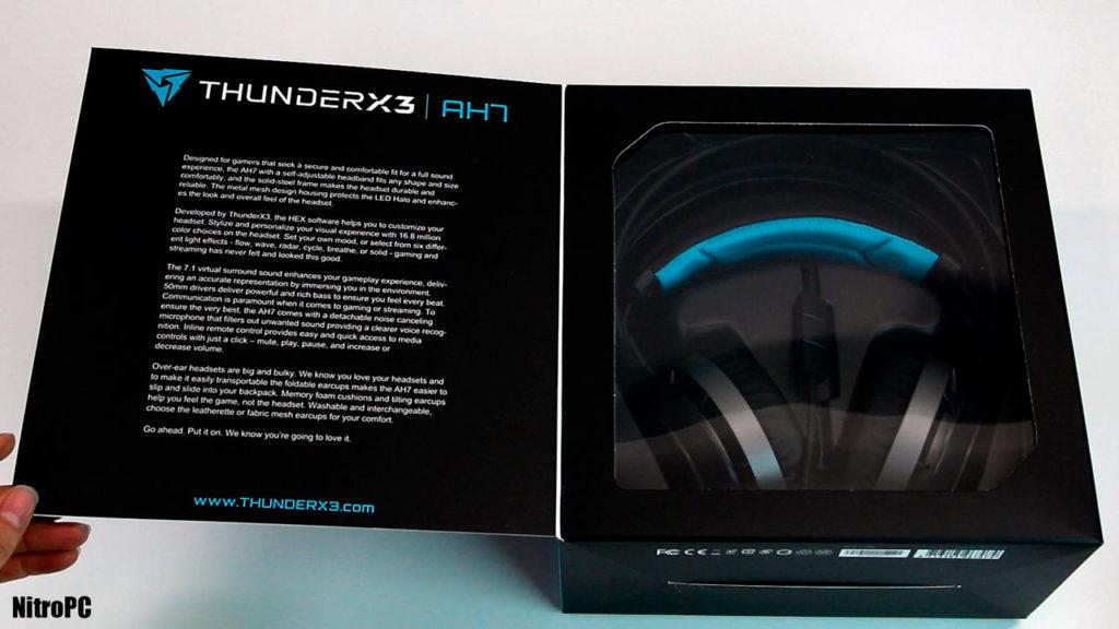 ThunderX3 AH7
