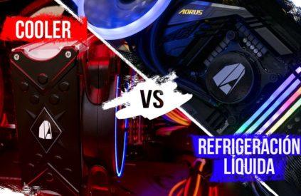 refrigeración y cooler de aire