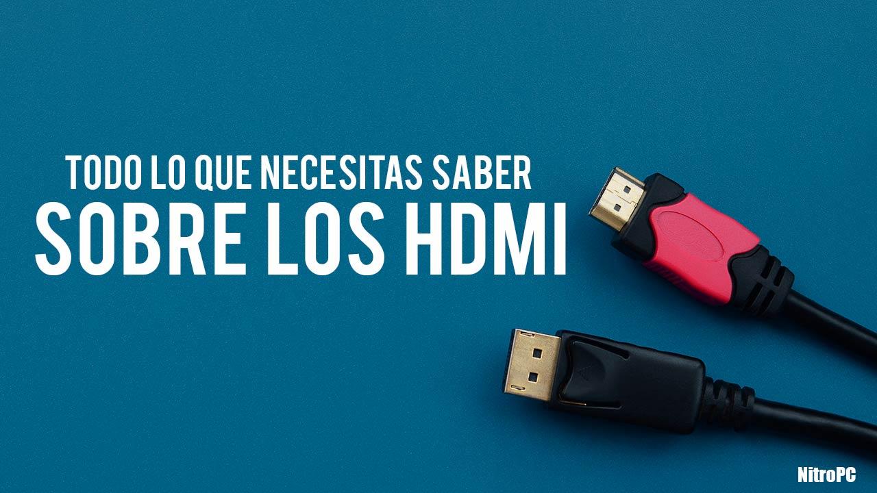 Cables y conexiones HDMI