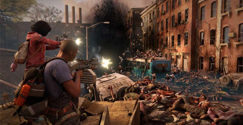 World War Z el videojuego