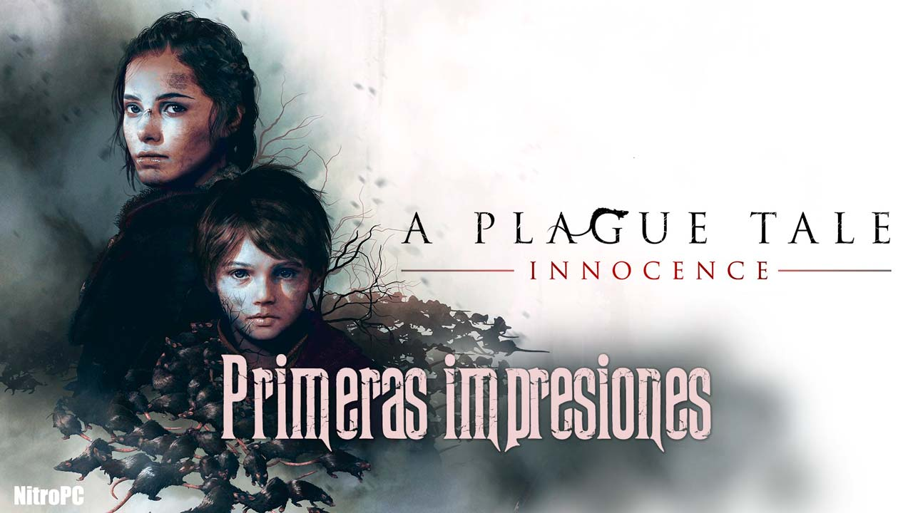 A Plague Tale Innocence, primeras impresiones y gameplay.