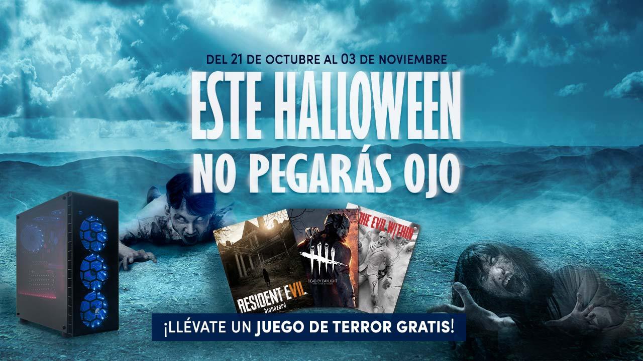 Halloween en NitroPC