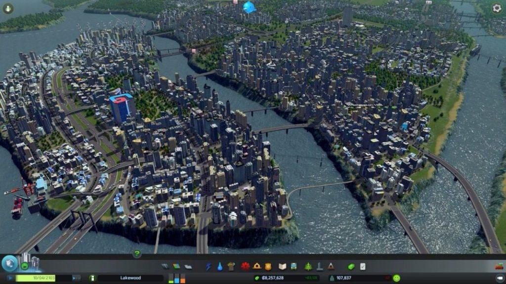 cities skylines juego