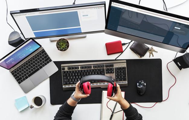 Por qué deberías usar 2 monitores en vez de 1