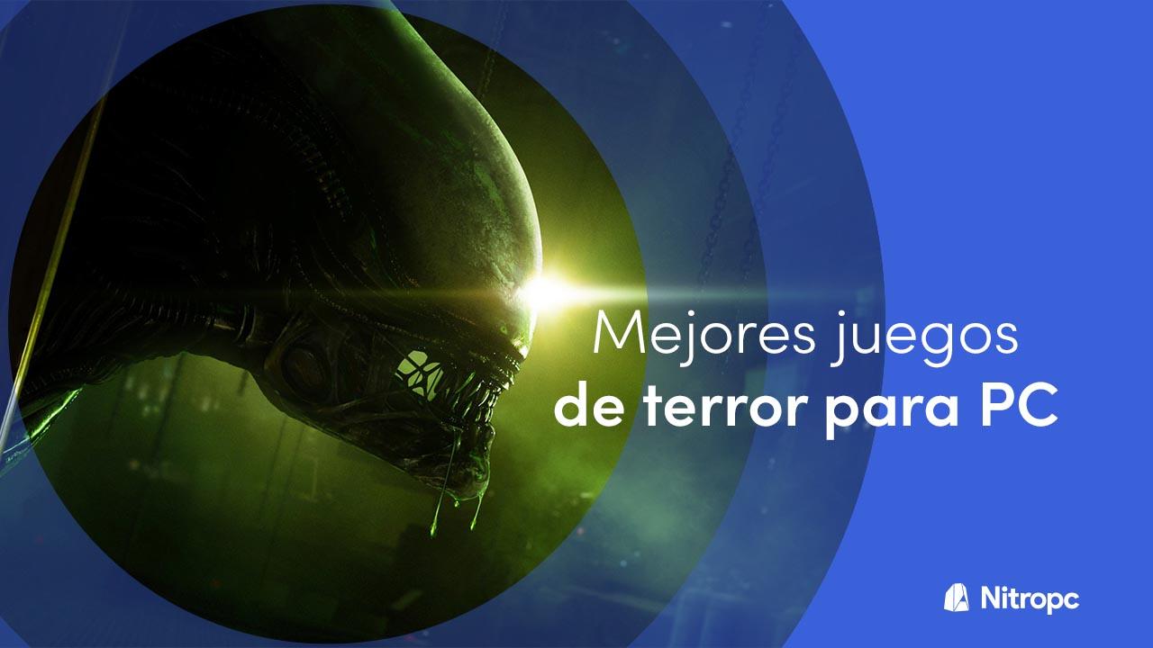 Los mejores juegos de Terror en PC para jugar este Halloween.