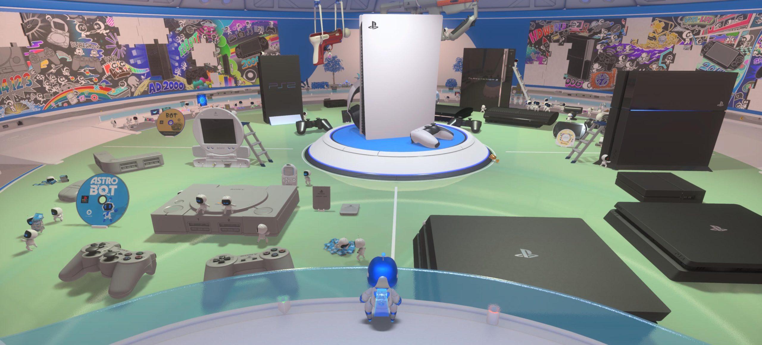 astros playroom para ps5