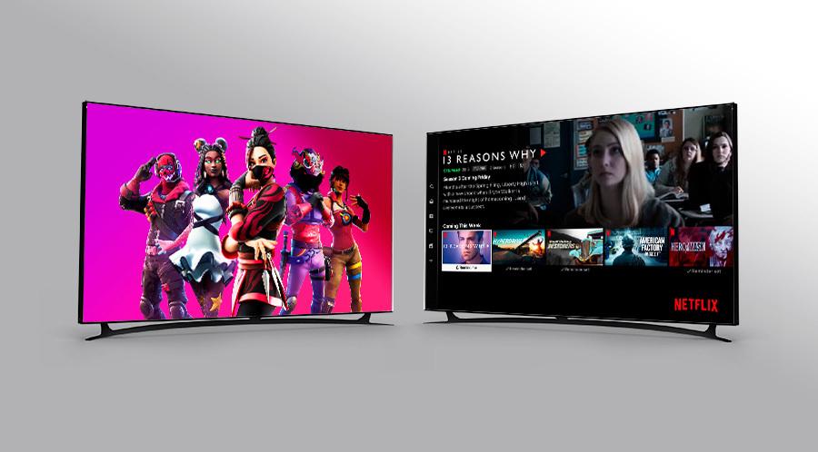 Comprar monitor o TV