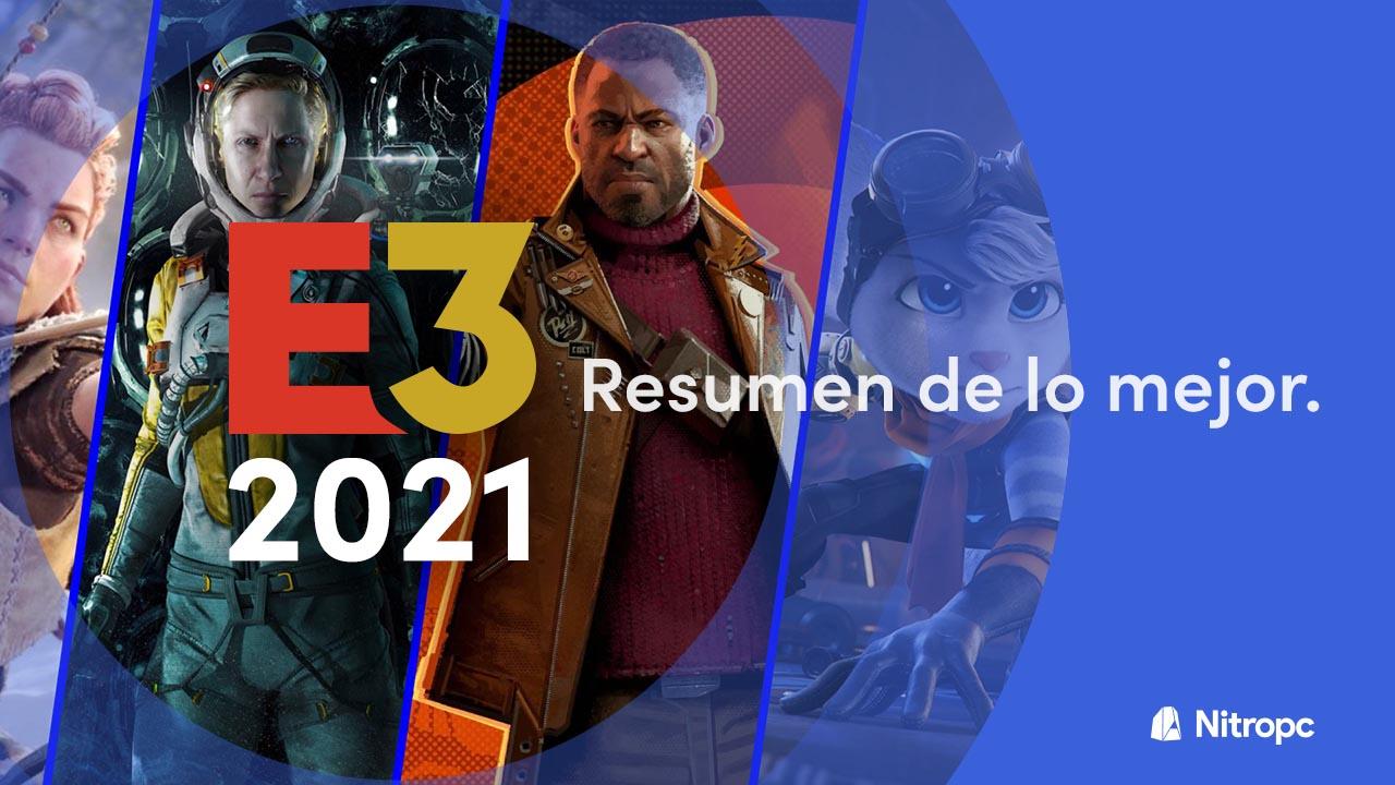 Resumen E3 2021: lo mejor del evento y lo más esperado.