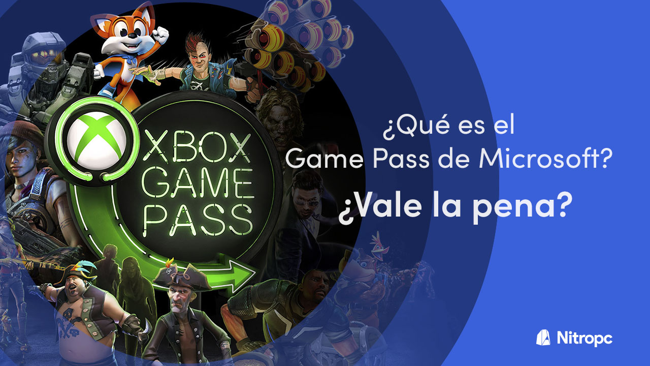 ¿Qué es el Xbox Game Pass de Microsoft? ¿Vale la pena este servicio?